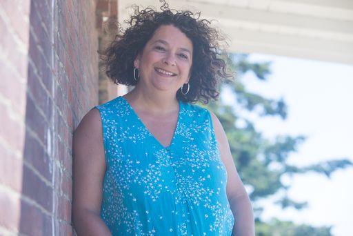 Portrait of Intention Tremor Author Tamara Kaye Sellman
